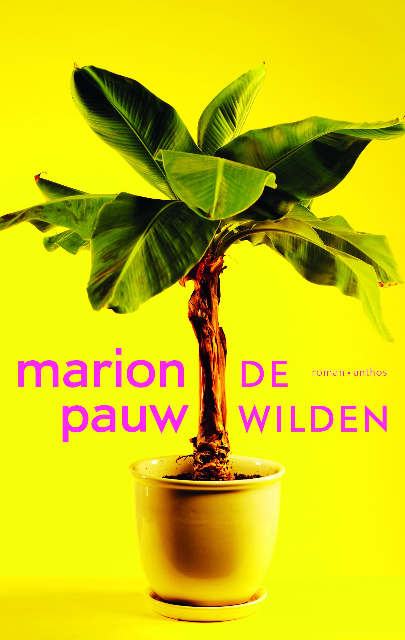 Marion Pauw - De wilden - omslag