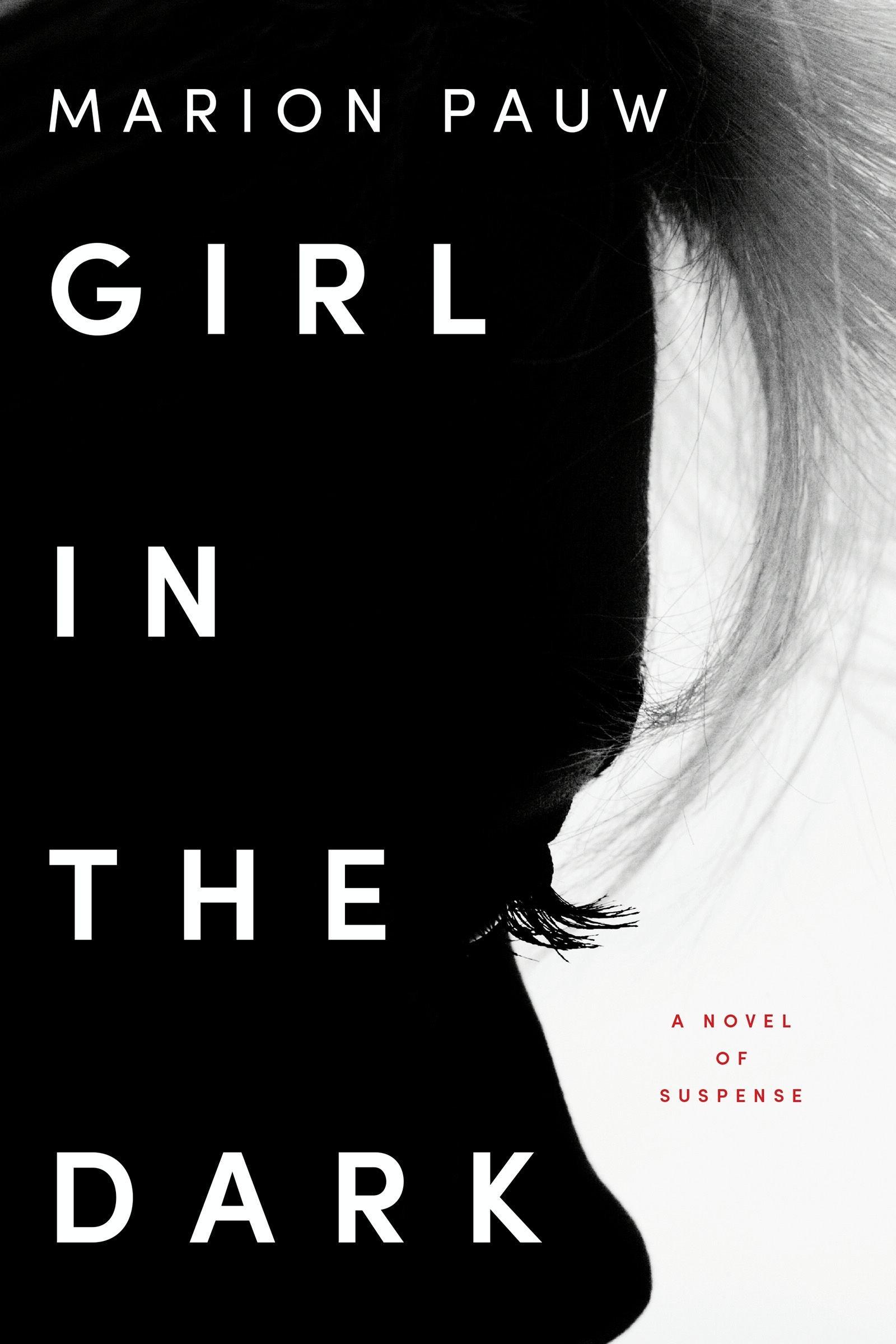 Marion Pauw Girl in the dark
